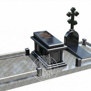 Мемориальный комплекс из гранита №361