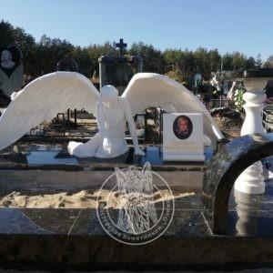 Мраморный ангел №122
