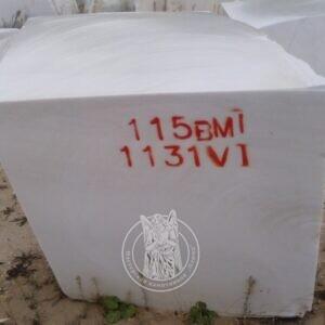 Мраморные блоки белые Сивек, Сивик (Sivec, Civic Bianco) из Греции
