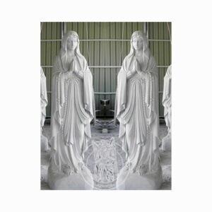 Ростовая скульптура Дева Мария №47
