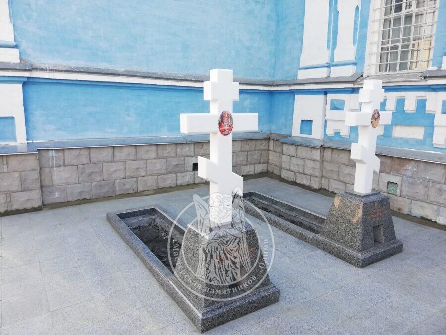 Православные кресты в церкви г. Боярка