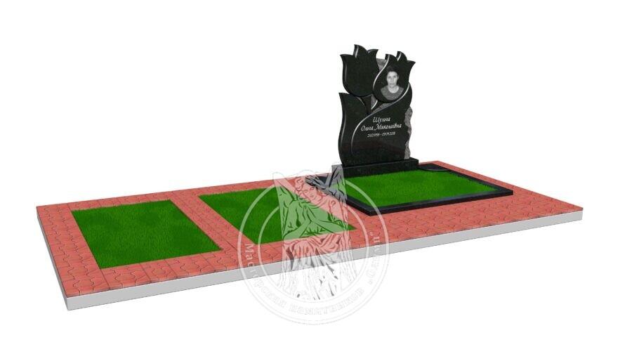 3д макет памятника
