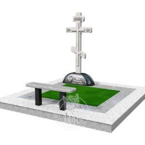 3Д модель креста №388