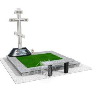 модель памятника в готовом виде