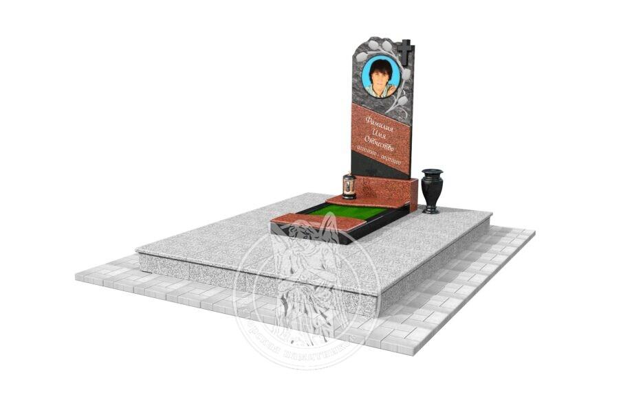 макет памятника в 3д