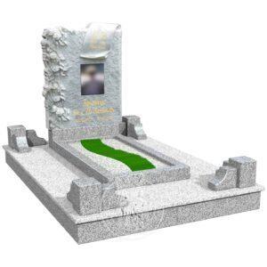 Памятник в 3d модели № 383