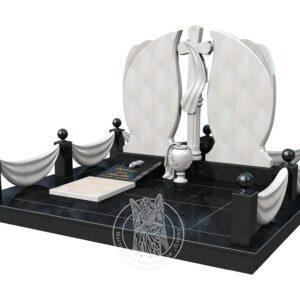 Памятник в 3Д модели № 379