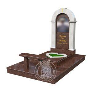 Моделирование памятника в макете №378