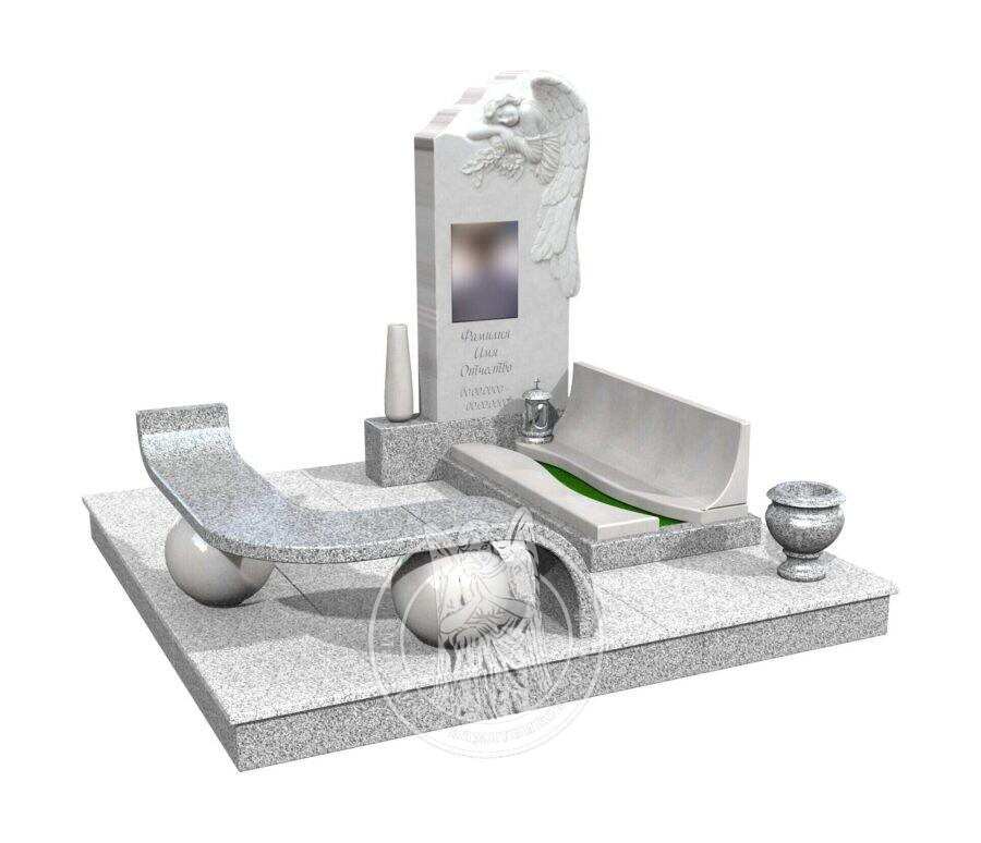 макет памятника