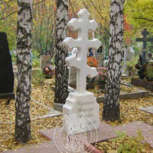 Крест православный из мрамора № 83 Цена: Уточняйте!