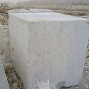 Мраморные Блоки из белого мрамора Коелга