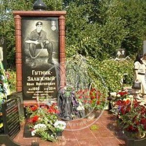 Памятник бойцу АТО № 21