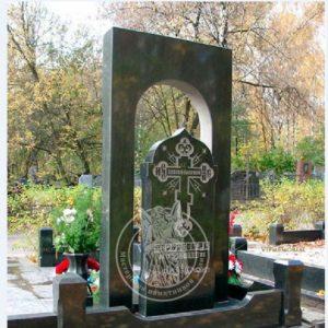 Гранитное надгробие № 32