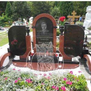Семейное надгробие из гранита № 190