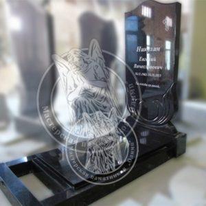 Изготовили и установили на Северном кладбище. село Летки №10