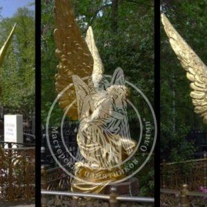 Бронзовый ангел № 7