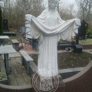 Скульптура из  мрамора № 29