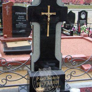 Гранитный крест № 232
