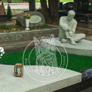 Скульптура из гранита №22