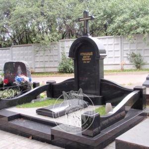 Гранитное надгробие № 324