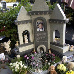 Детский памятник из гранита №207