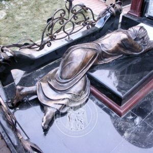 Лежащая скульптура №57
