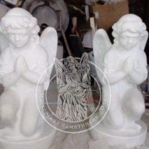 Ангелочки из мрамора