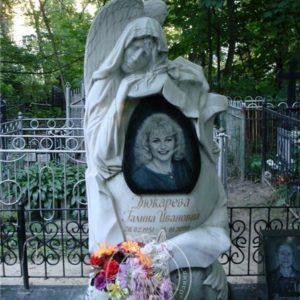 Ангел из гранита на памятник № 11