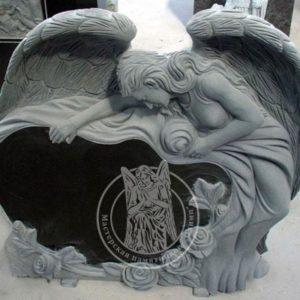 Ангел с срозами и сердцем № 7