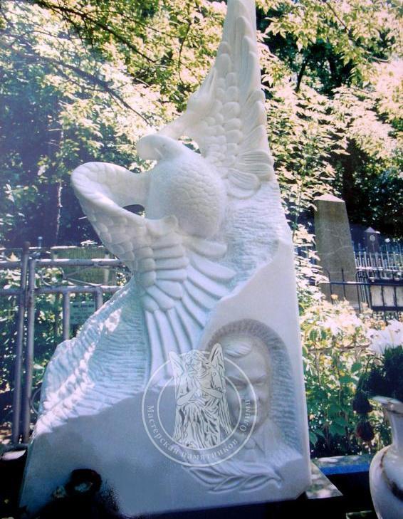 Барельеф на могилу
