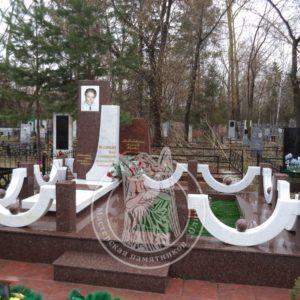 Памятник из гранита и мрамора №340