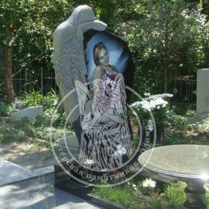Скорбящий ангел  напмятник на могилу № 14