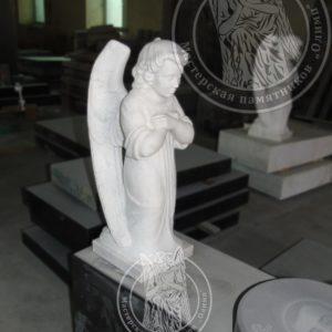 Мраморные Ангела на могилу № 37