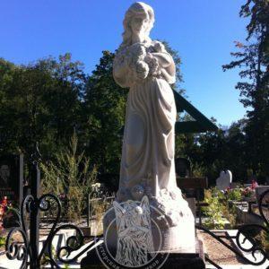 Ангел из мрамора  на могилу № 38