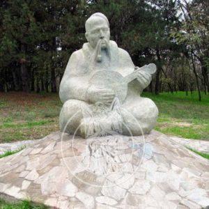 Скульптура из гранита № 8