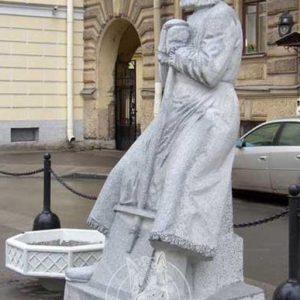 Гранитная скульптура № 7