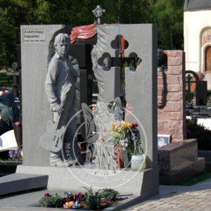 Скульптура  ростовая Барыкину № 15