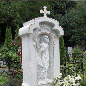Скульптура ростовая из мрамора № 27