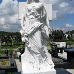 Ростовая скульптура из мрамора № 23
