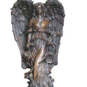 Ангел из бронзы под заказ №5