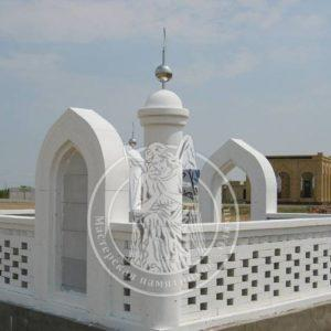 Мраморный комплекс для Мусульман № 16