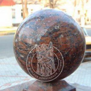 Декоративный шар № 3