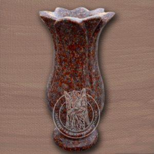 Гранитная ваза №2