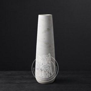Мраморная  ваза № 16