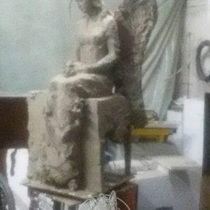 Лепка ангела