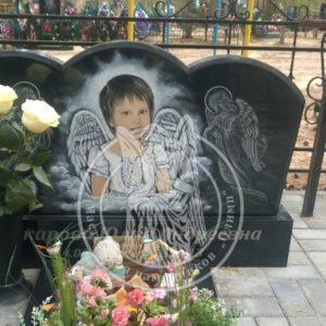 Детский памятник из гранита №196 Цену:Уточняйте!