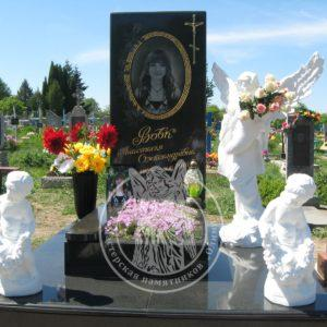 Детский памятник с ангелочками №192 Цену:Уточняйте!