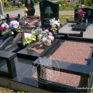 "Гранитный цоколь  на памятник  ""№90"